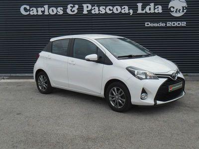 usado Toyota Yaris 1.4 D4D Comfort+P.Style