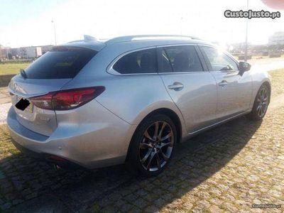 brugt Mazda 6 Skyactiv 2.2 175 cv