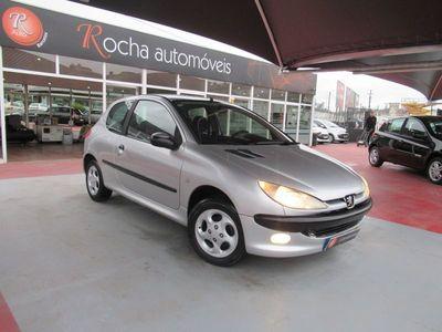 brugt Peugeot 206 1.1 60 cv