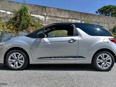usado Citroën DS3 1.6 HDI Só Chic 92 cv