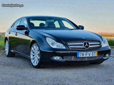 usado Mercedes CLS320 224cv