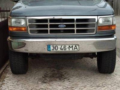 usado Ford Bronco 5.0 V8 EFI