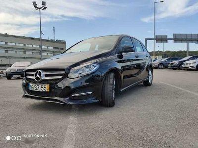 usado Mercedes B180 Classe Bd style