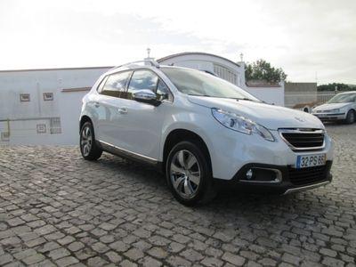 usado Peugeot 2008 1.6 BLUEHDI ALLURE