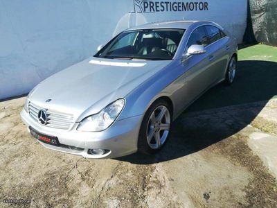 usado Mercedes CLS320 Cdi Cx F1