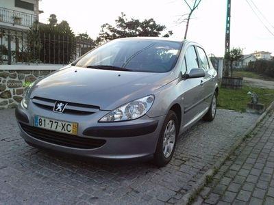 usado Peugeot 307 NAVTEQ HDI