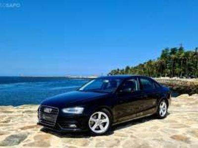 usado Audi A4 2.0 TDI 136 cv