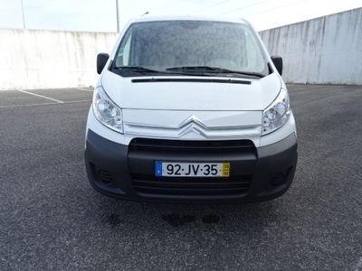 usado Citroën Jumpy 1.6 HDI L1H1 1000