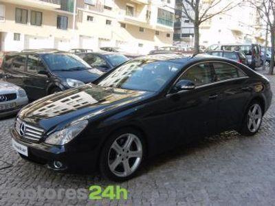 usado Mercedes CLS350 Executive 272cv (NACIONAL)