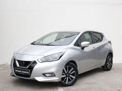 usado Nissan Micra IG-T 74 kW (100 CV) E6D Acenta 2019