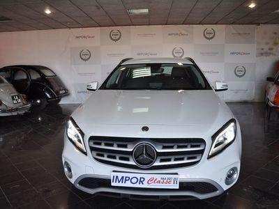 usado Mercedes GLA180 gps e camara