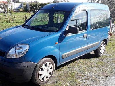 gebraucht Renault Kangoo 1.5 dci 5 lugares