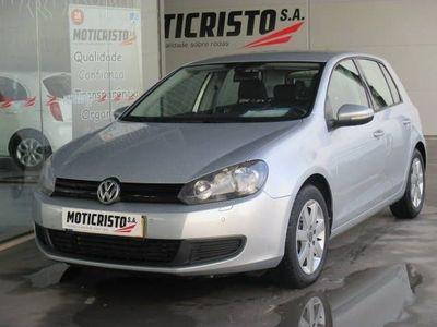usado VW Golf 1.6 TDi Trendline (105cv) (5p)