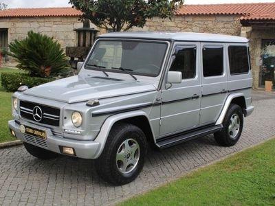 usado Mercedes G270 CDI LONGO