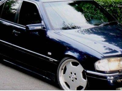 usado Mercedes C250 w202 amg