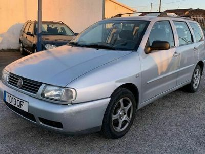 usado VW Polo Classic 1.4 ConflTA+JE+AC
