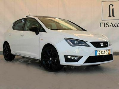 usado Seat Ibiza FR DSG 1.6 TDI