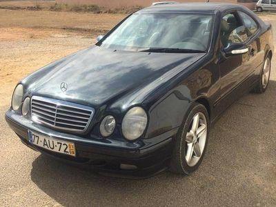 usado Mercedes CLK200 Kompresor