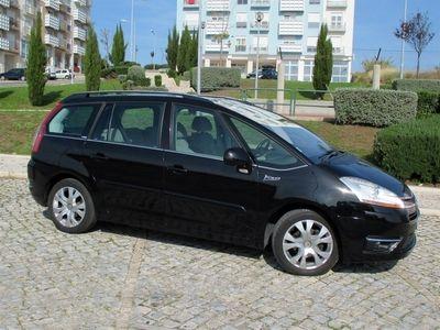 usado Citroën C4 Picasso G. 1.6 HDi Exclusive CMP6 (110cv) (5p)