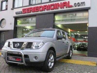 usado Nissan Navara 2.5dci