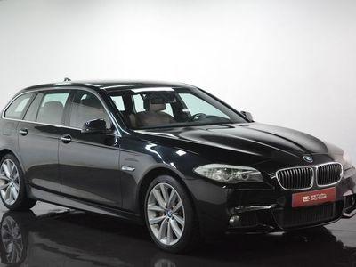 usado BMW 535 d Touring Auto