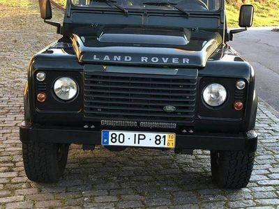 gebraucht Land Rover Defender 110 puma