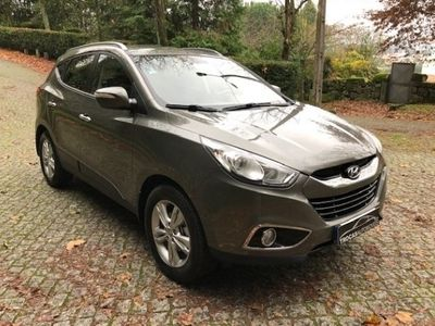 brugt Hyundai ix35 2.0 CRDI