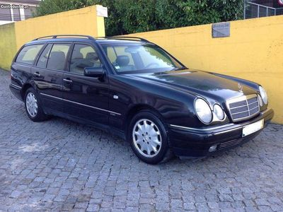 usado Mercedes E290 TurboDiesel Cx/Aut