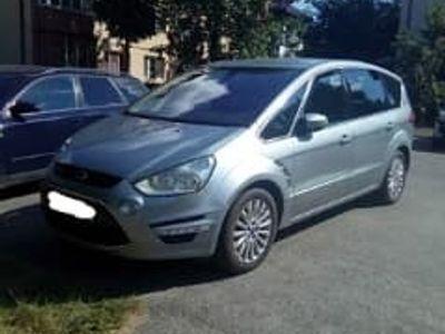 usado Ford S-MAX 2.0 TDCi Titanium 7L 149g (140cv) (5p), Diesel