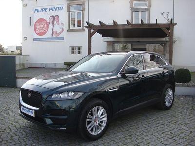 usado Jaguar F-Pace 2.0 Prestige