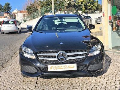 usado Mercedes C220 D Aut.