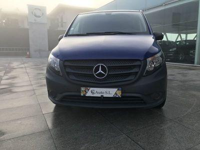 usado Mercedes Vito 116 Bluetec