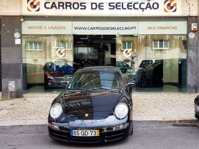 używany Porsche 911 Carrera 997 2