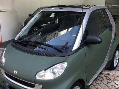 usado Smart ForTwo Cabrio Passion MHD