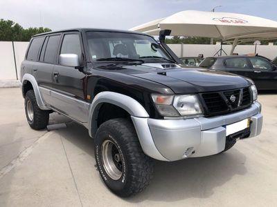usado Nissan Patrol GR