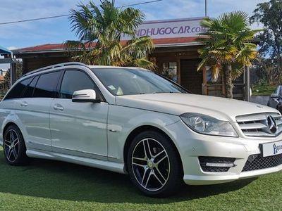 usado Mercedes C200 AMG (2200 CDI -136 CV)