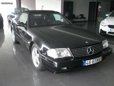 usado Mercedes SL320 FINAL EDITION