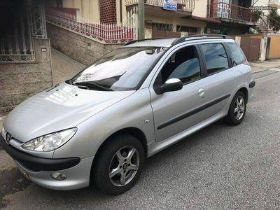 gebraucht Peugeot 206 1.4 hdi