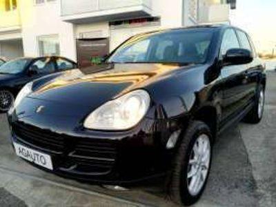 usado Porsche Cayenne Gasolina