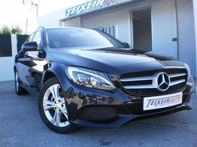 usado Mercedes C180 ClasseBlueTEC Exclusive (115cv) (5p)