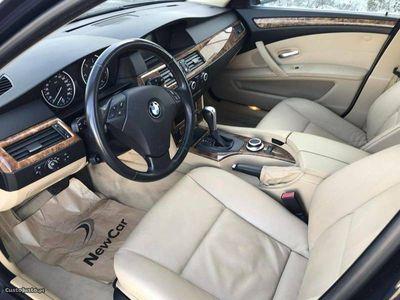 usado BMW 520 163 cv