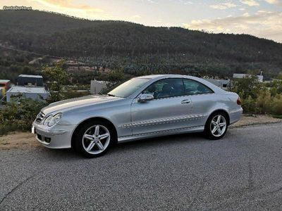 usado Mercedes CLK220 Avangard