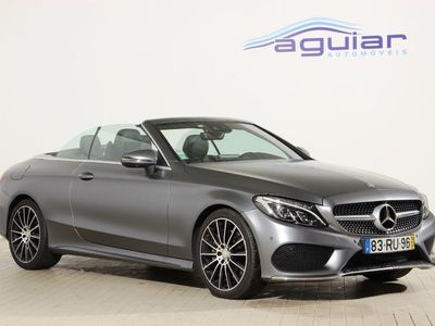 usado Mercedes C250 d AMG