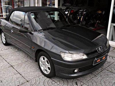 usado Peugeot 306 Cabriolet 1.6 1 Dono