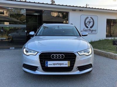 brugt Audi A6 Avant 2.0 TDi Multitronic Business Line (177cv) (5p)