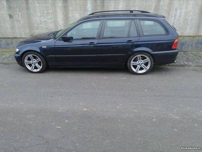 usado BMW 320 Touring 150cv -