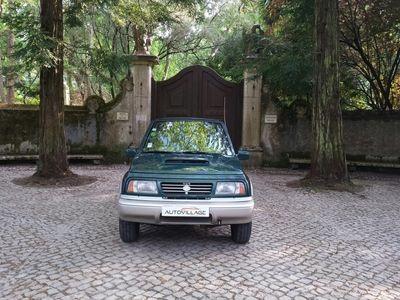 usado Suzuki Vitara Cabrio