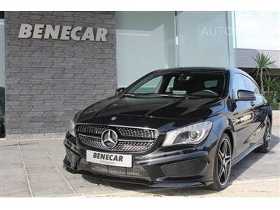usado Mercedes CLA200 Shooting Brake CDi AMG GPS/ Led / Pack Night