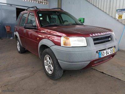 gebraucht Land Rover Freelander 2.0 Gasolio