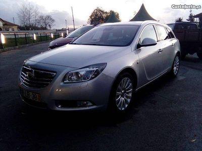 usado Opel Insignia 2000 cdti gps -